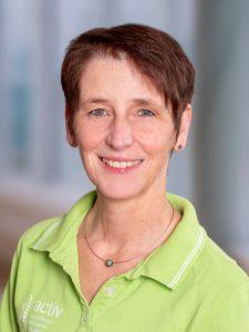 Andrea Baumann - Porträt