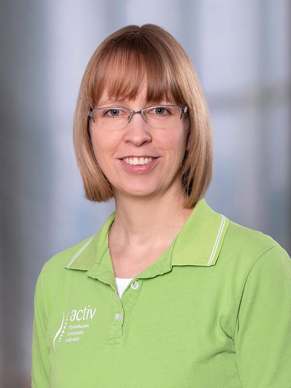 Porträt Anja Kiep